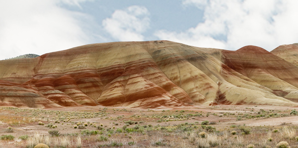 Painted Hills (Photo credit:  Cacophony)