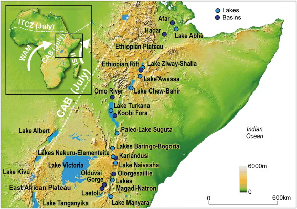 Junginger and Trauth; in Maslin, East African climate pulses and early human evolution; Quaternary Science Reviews, vol 101, October 2014 (Creative Commons).