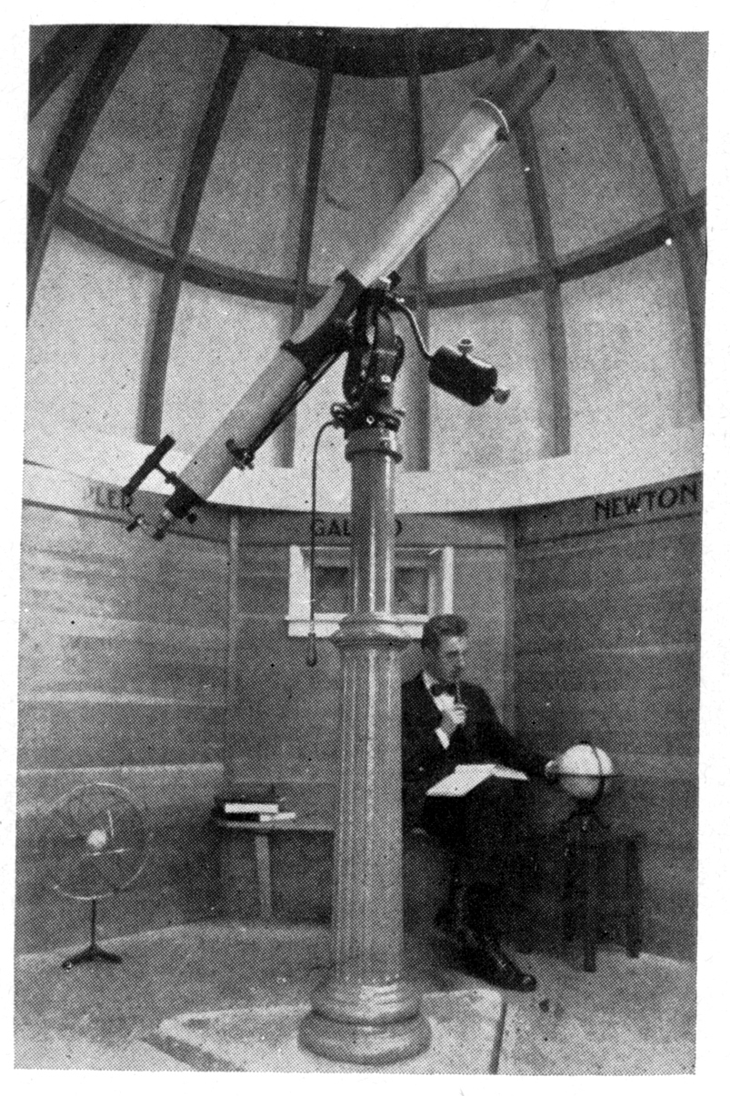 Observatory by Robert Millard, Portland, 1930