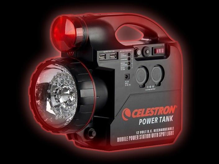 Celestron 7 Amp-Hour Power Tank