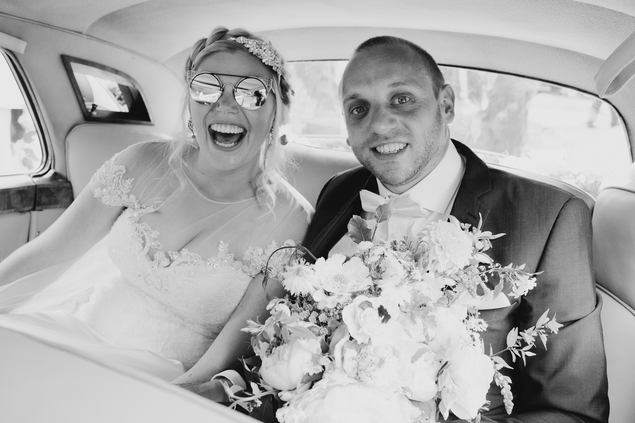 - Tora was utterly wonderful - absolutely brilliant company, and a pleasure to have around on such a special day. She managed to capture so many wonderful moments and the atmosphere of our wedding. I don't know how she was in so many places at once!!Martyn + Lizzie