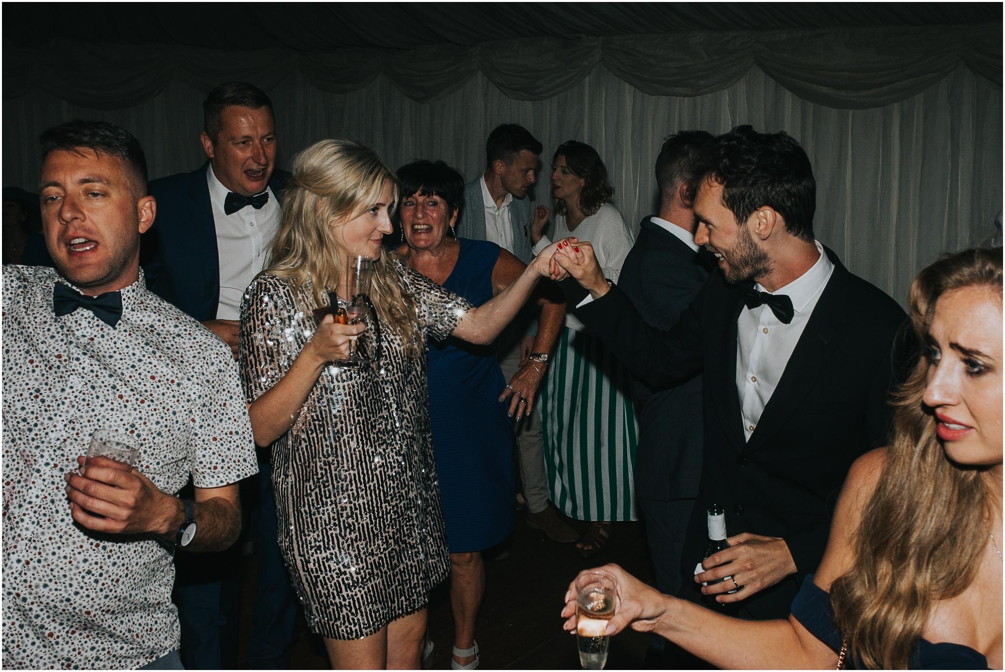 Fun Manchester wedding photographer Tora Baker