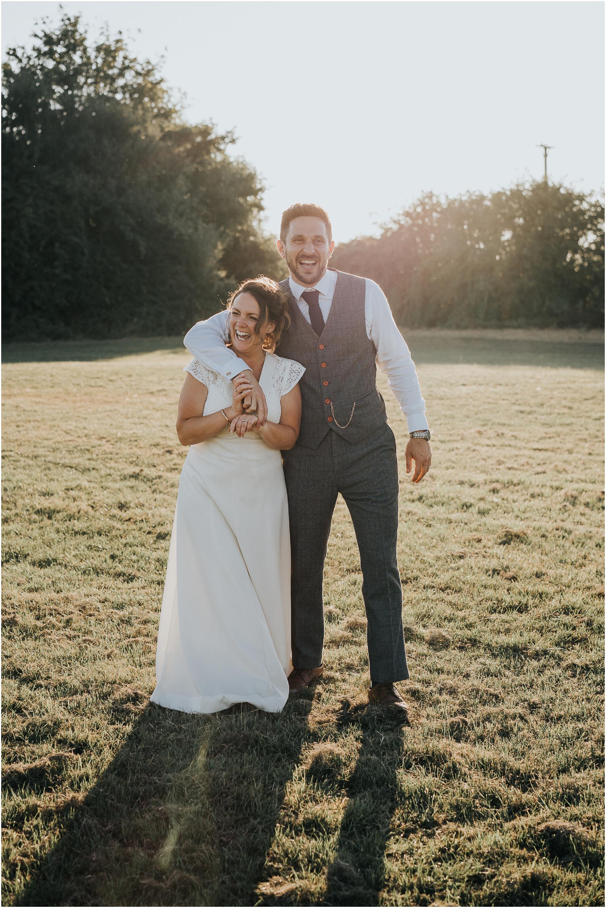laid back wedding photography