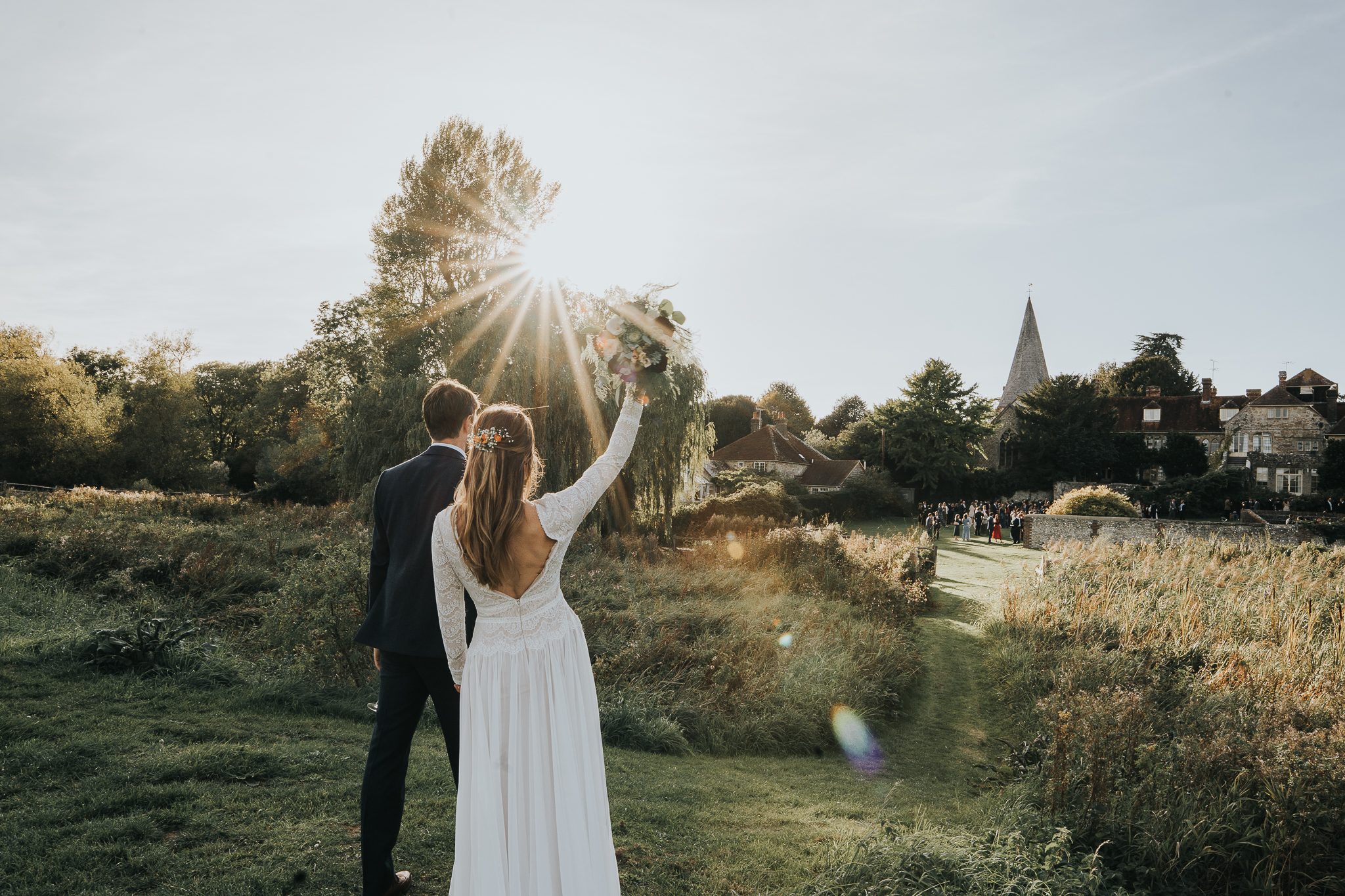 How to pick your perfect wedding photographer -