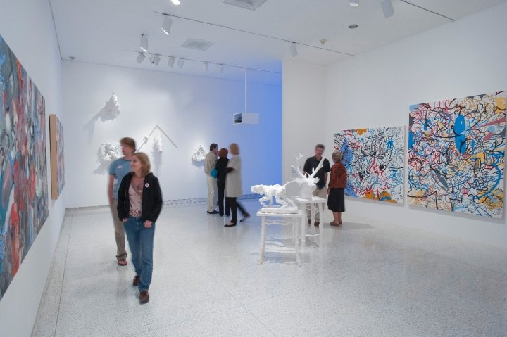 Stephen Tompkins  Installation View  Museum of Contemporary Art San Diego La Jolla