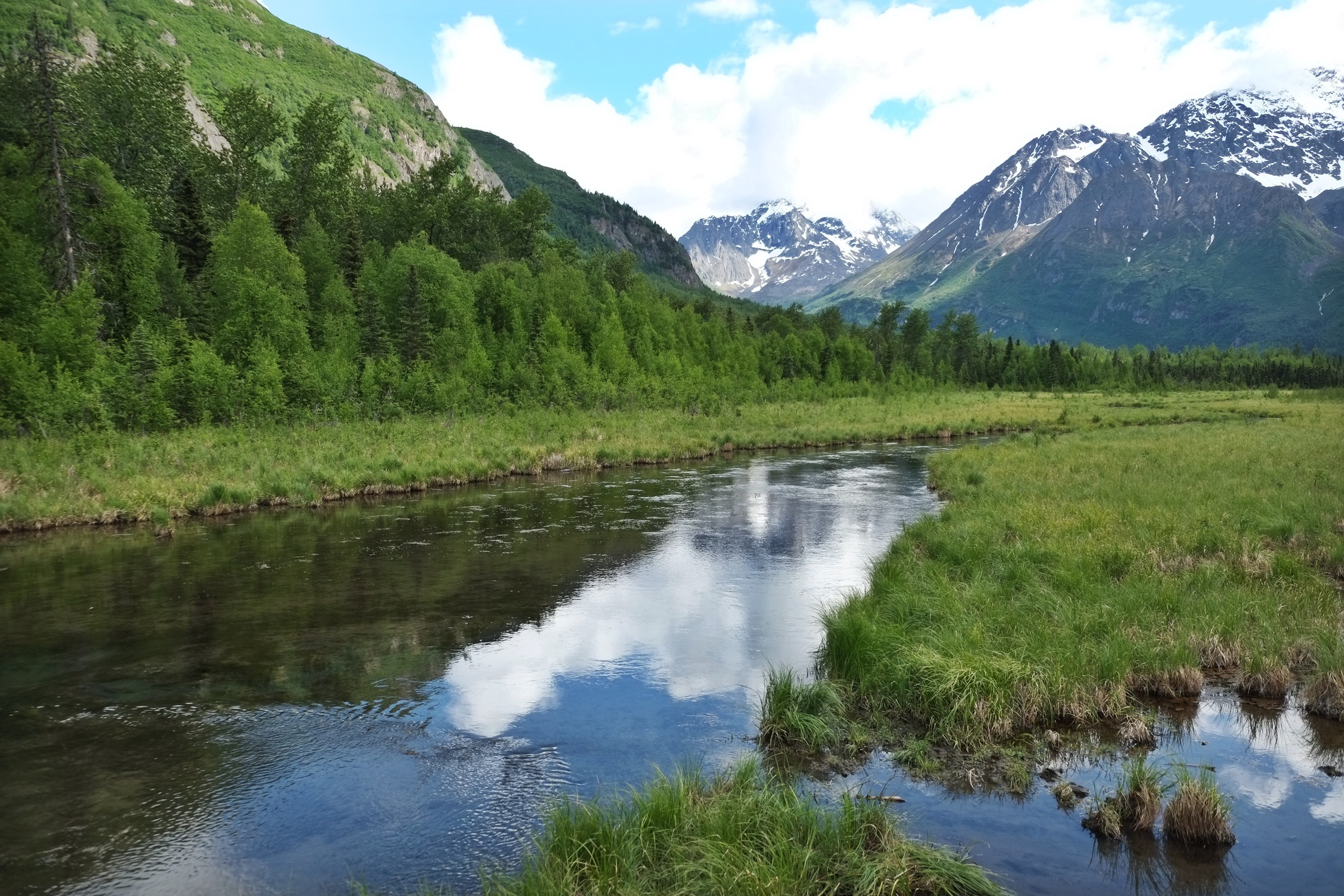 Eagle River Valley