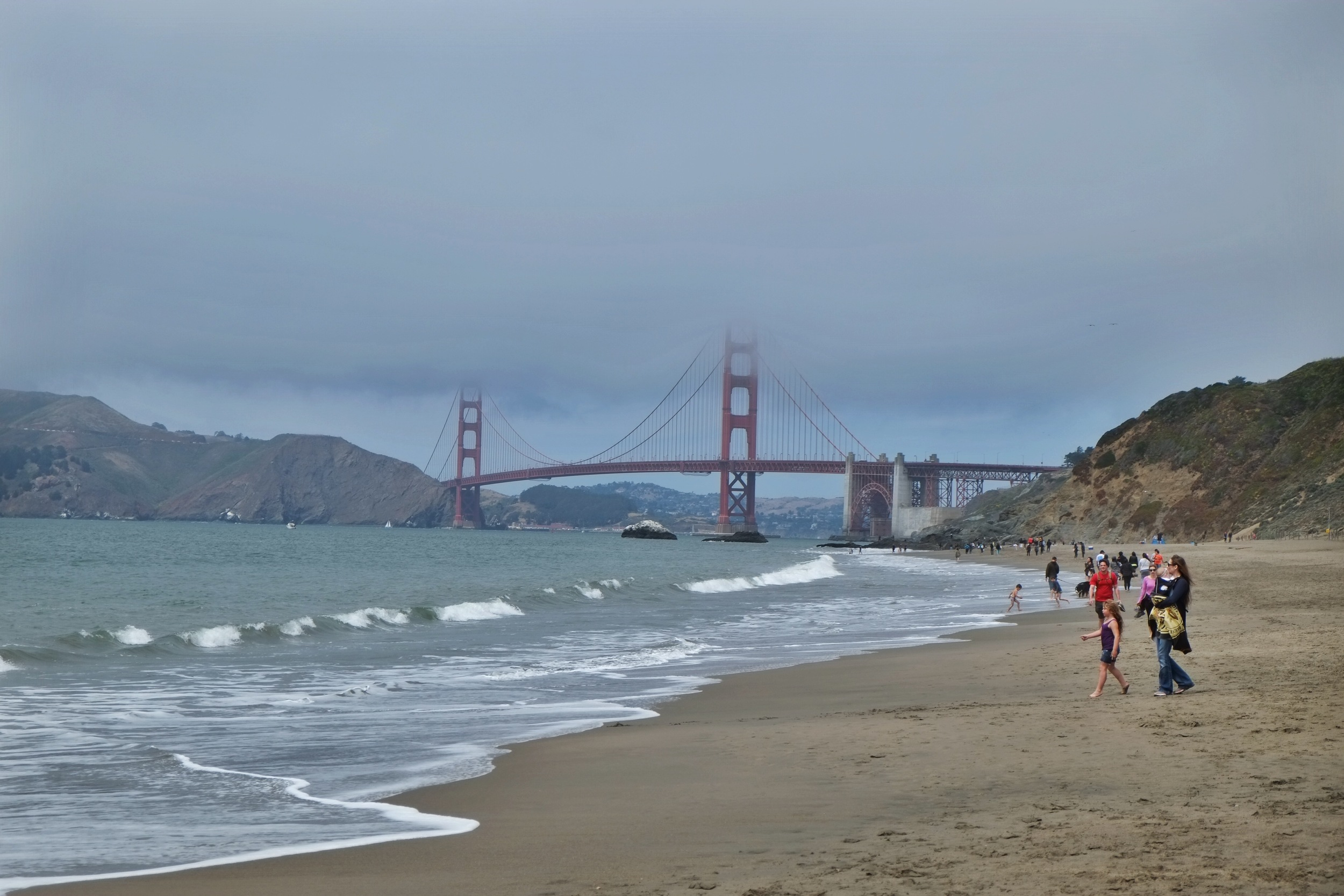 Baker Beach - San Francisco