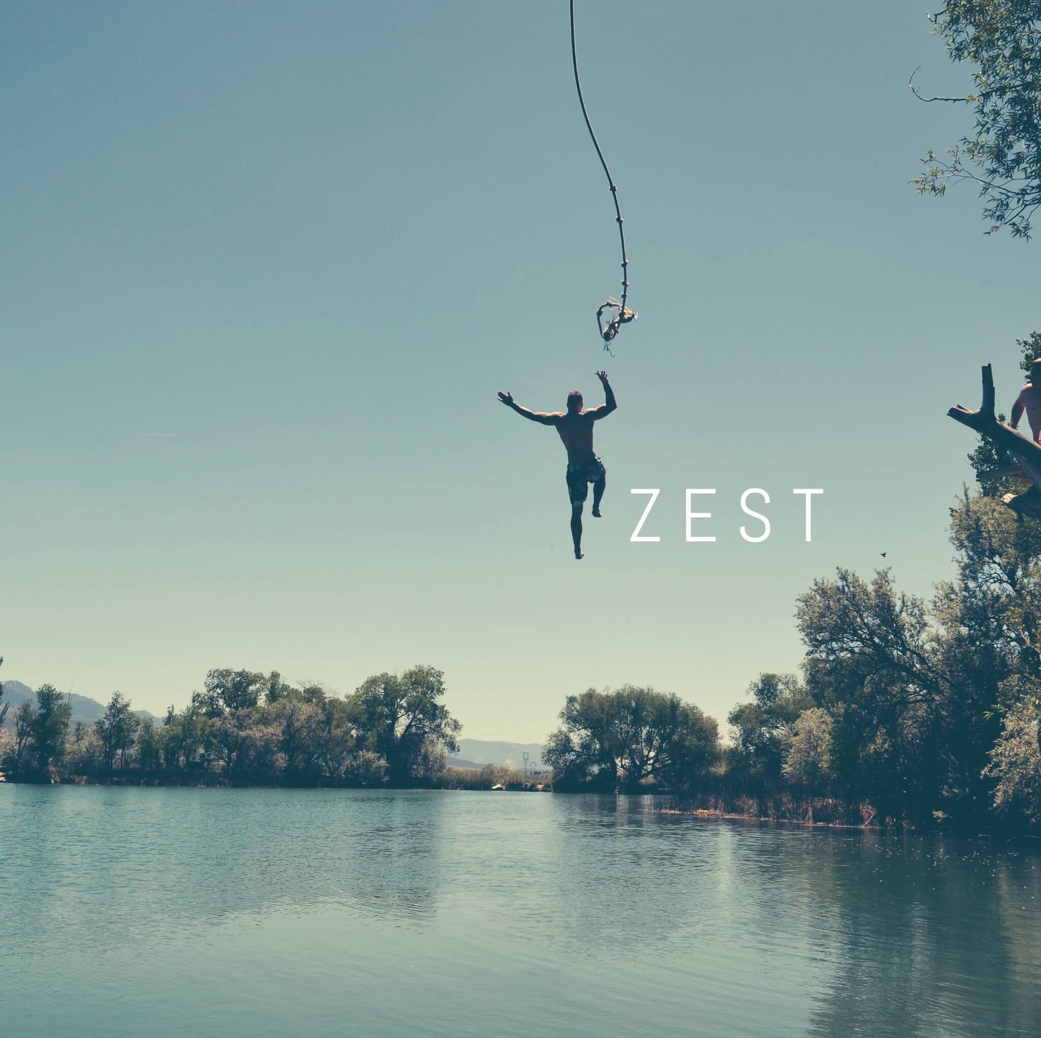Zest | Strength | Signature Courage