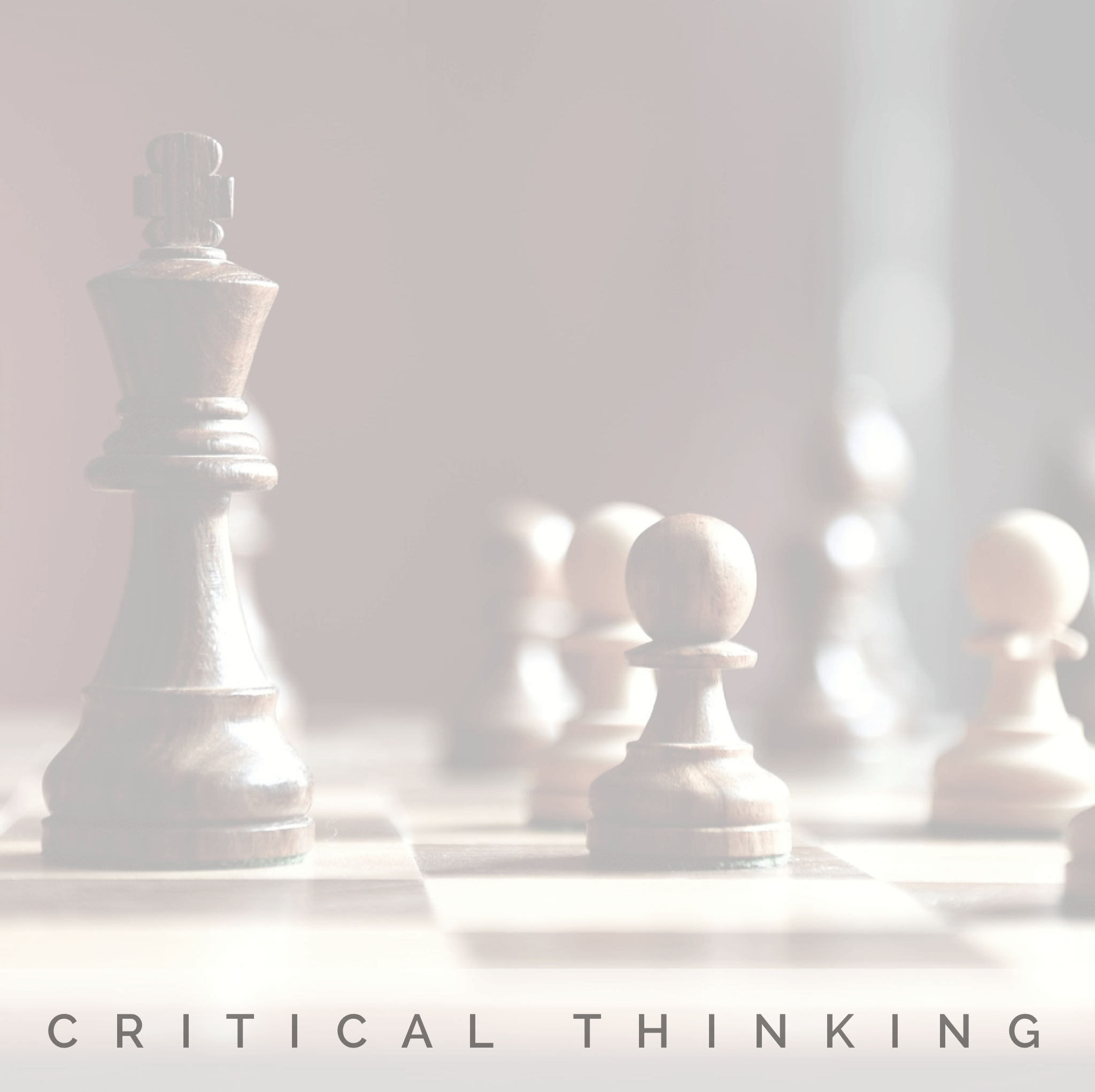 Critical Thinking | Strength | Signature Wisdom