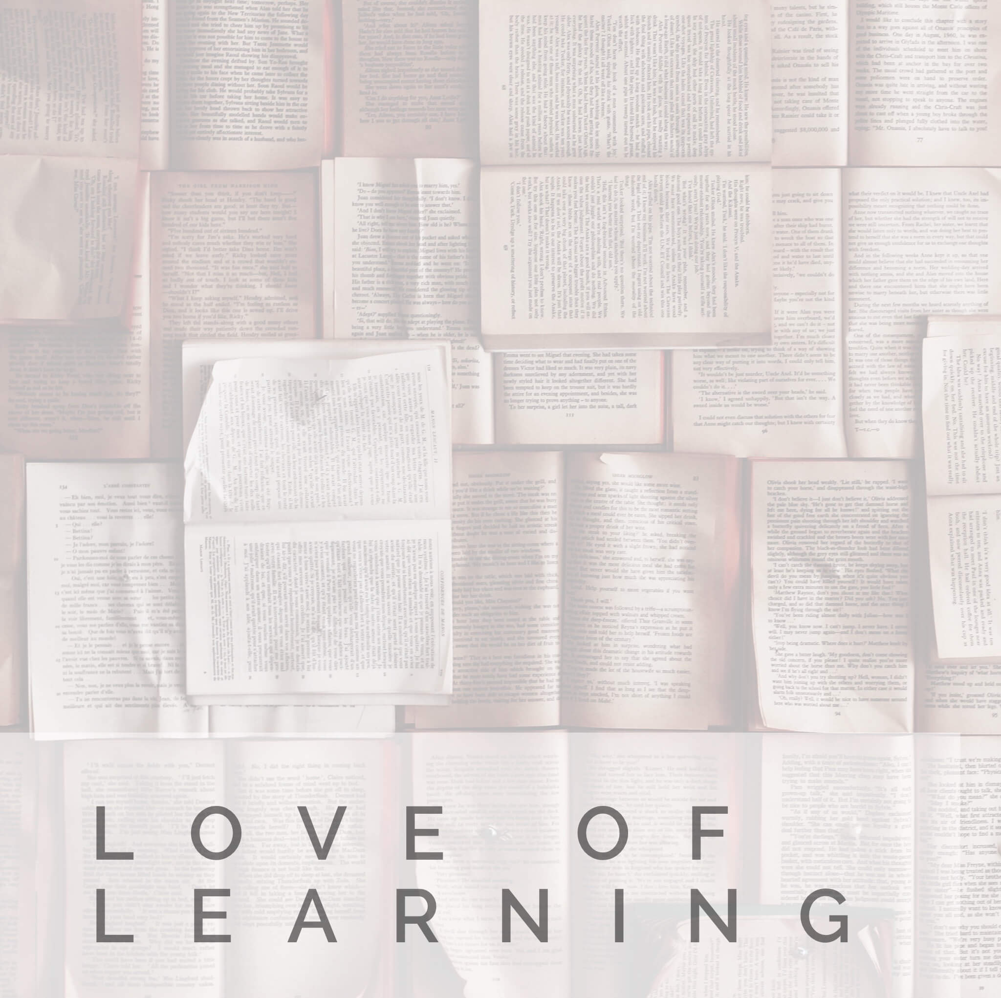 Love of Learning | Strength | Signature Wisdom