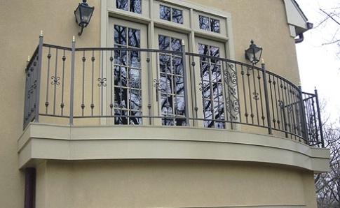 Balcony Railing - Custom Made & Installed
