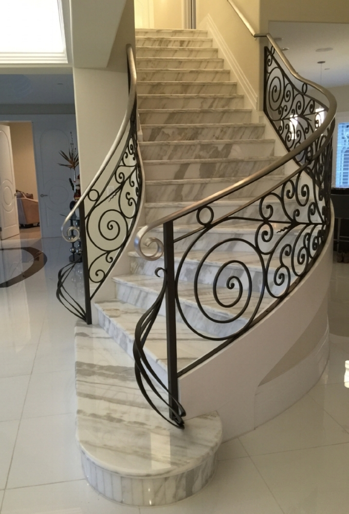 Wrought Iron Railings in Pennsylvania