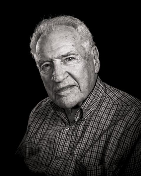 Larry Goldstein was a B-17 radio operator...