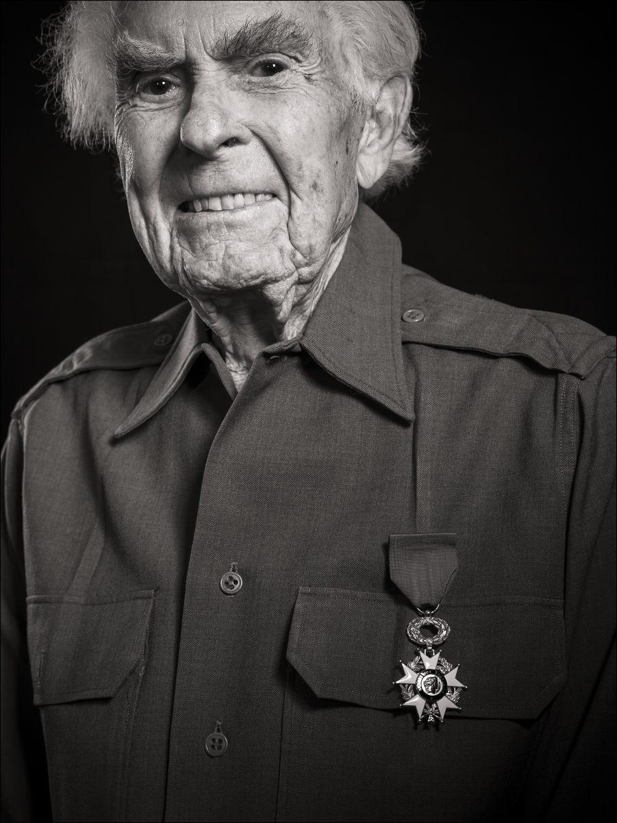 Lt. Col. Vincent W. Masters. ©2016 John Slemp