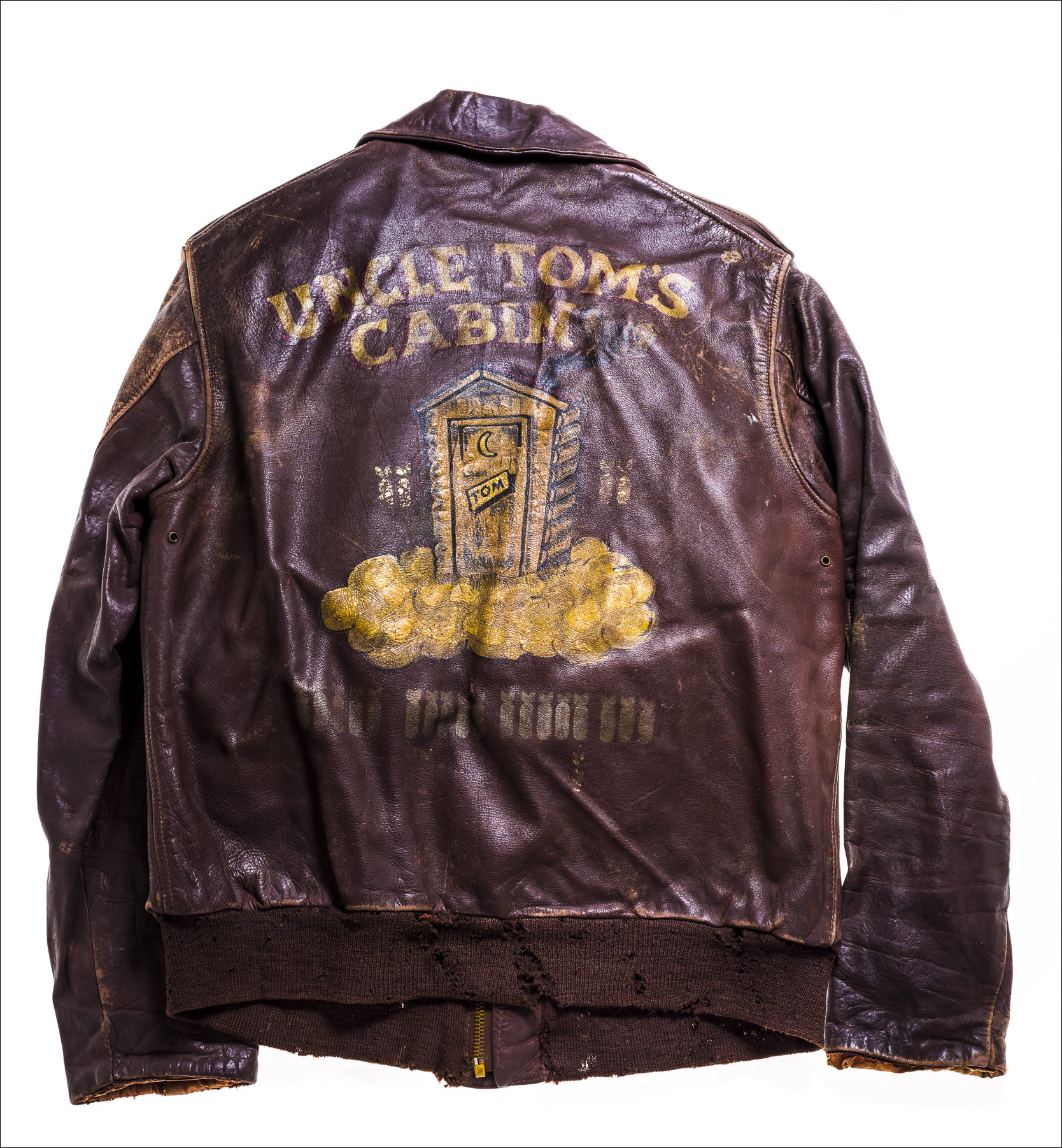 Walter Thomason's flight jacket.