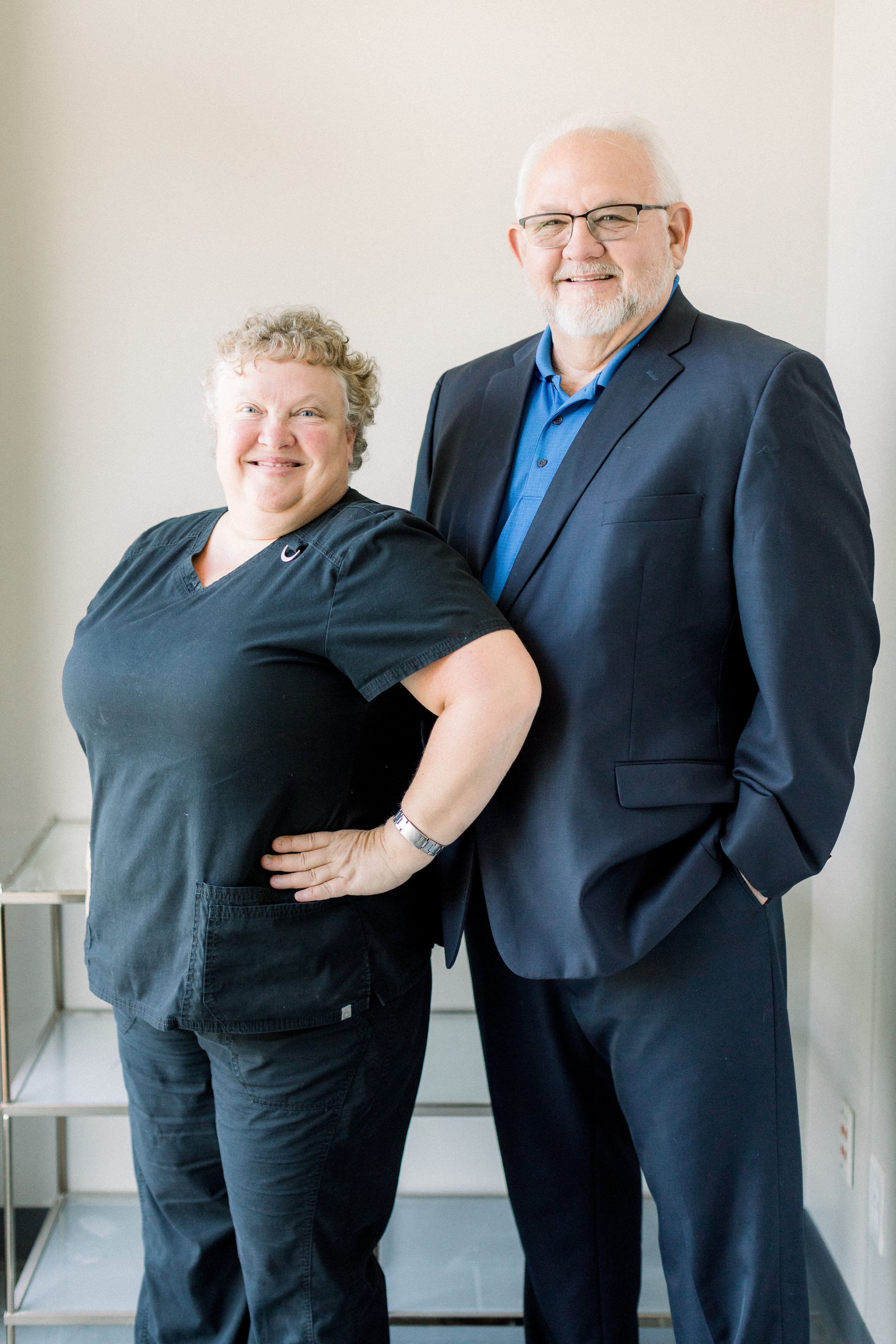 Meet The Experts: - Meet Dr. David Boles and his nurse, Tina Mangrum. This duo has worked alongside each other for over 26 years! Together they ensure the best possible outcomes for each patient. Dr. Boles is passionate about his work and takes pride in helping those achieve their aesthetic goals. He has been board certified in Family Practice since 1983 and was trained at the University of Mississippi, Kansas City of Osteopathic Medicine.Dr. Boles is also certified in Water-Assisted Liposuction and cosmetic injectables and has successfully performed over 3000 Water-assisted Liposuction procedures. Tina's compassion for patients and nurturing nature is seen in each procedure they perform. Schedule your complimentary consultation today by calling 931.245.0500.Read their full bio's HERE.