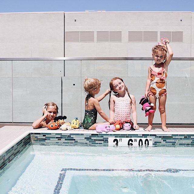 @kcstauffer these guys are definitely making us want a pool day ASAP