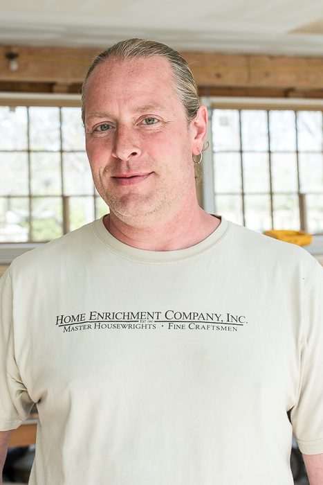 Chris Hansen - Carpenter, Master Plumber