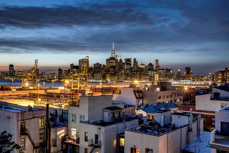 City Views, New York City