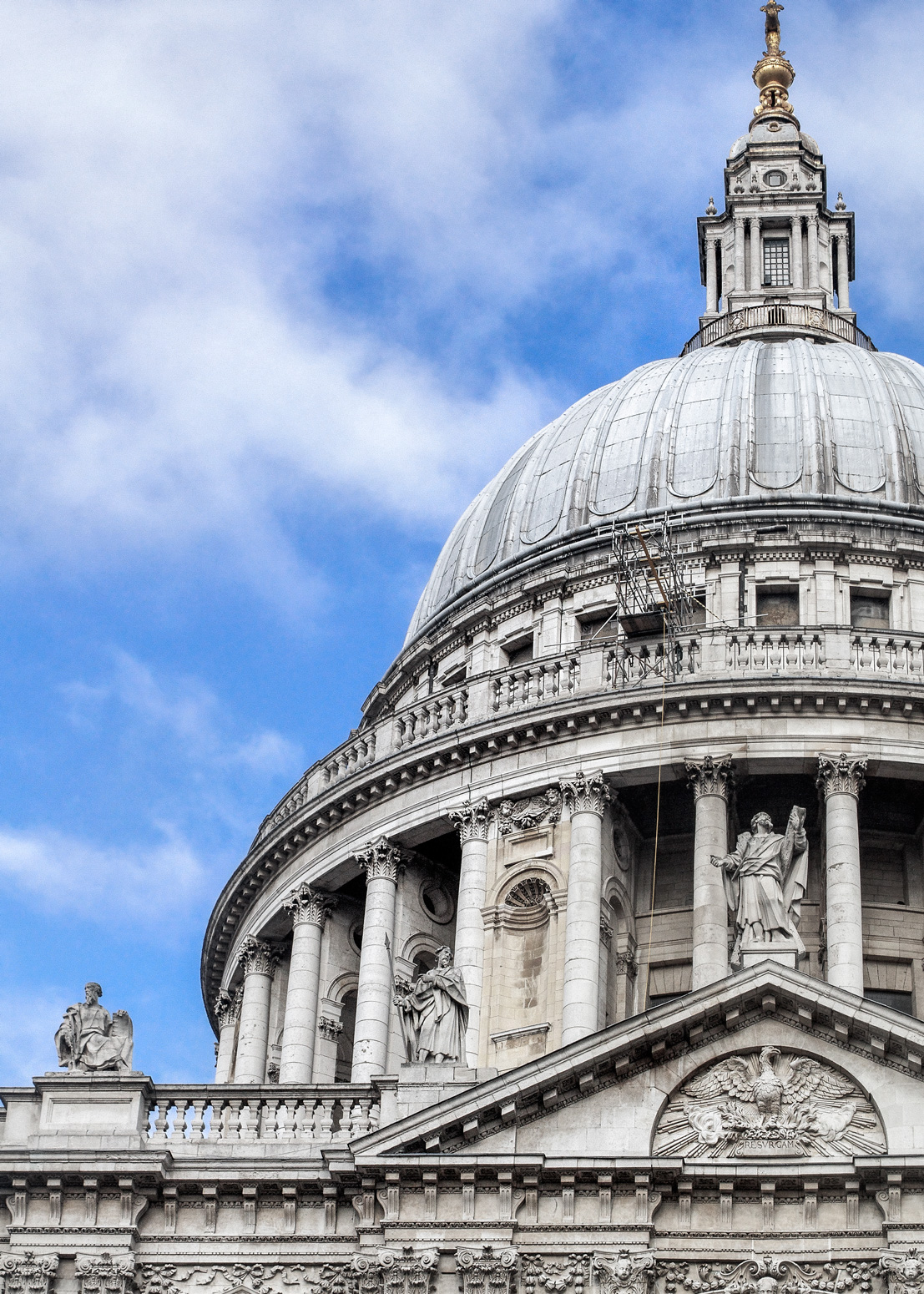 St Paul's London, England