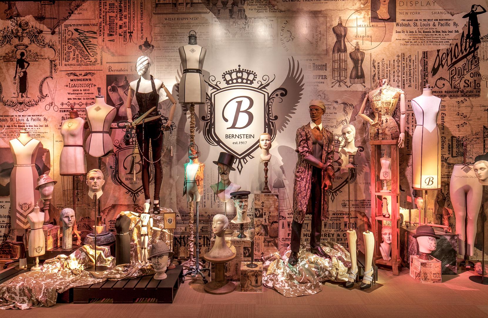 Bernstein Showroom 2017