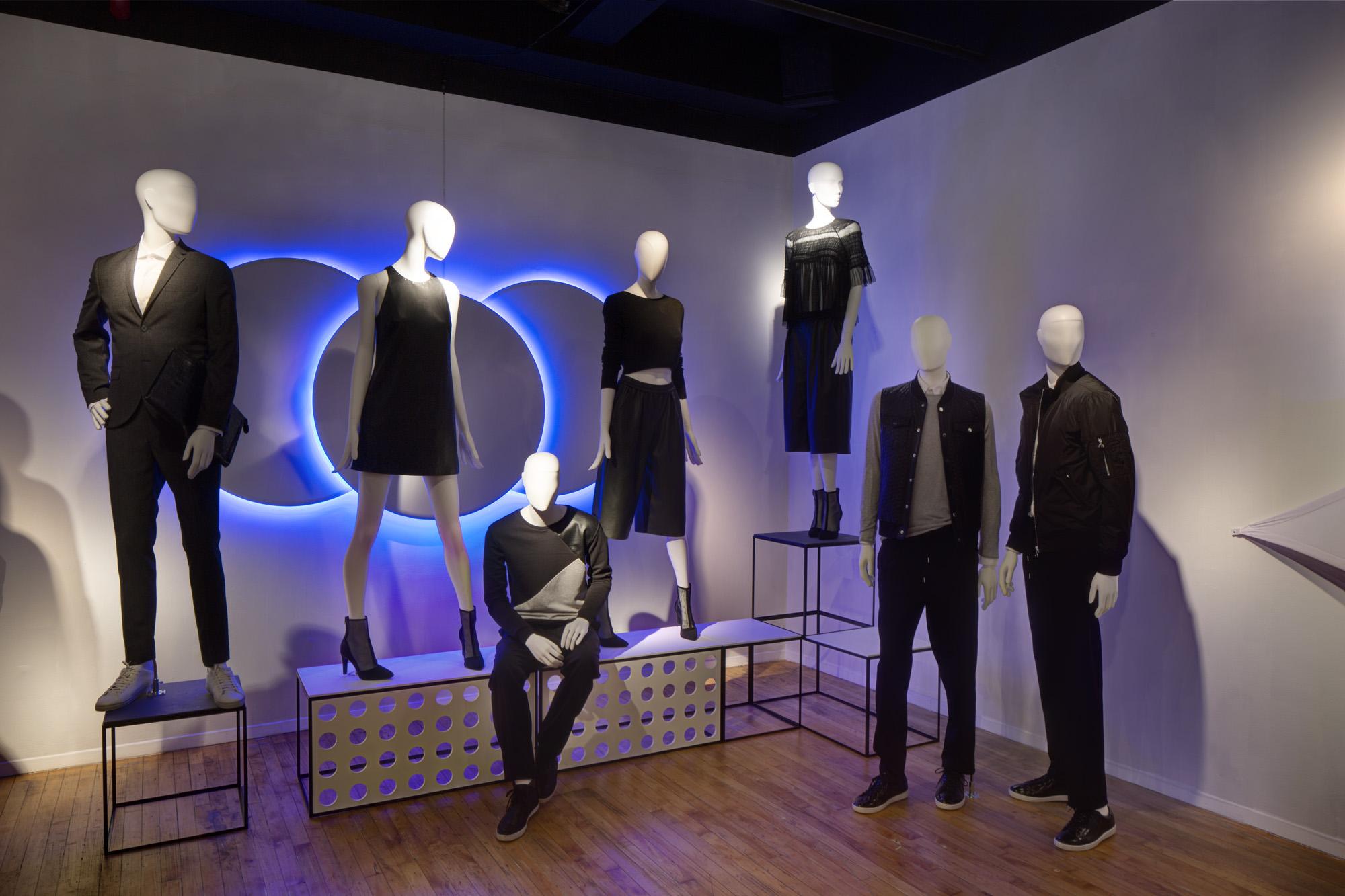 Universal Display - Showroom 2018