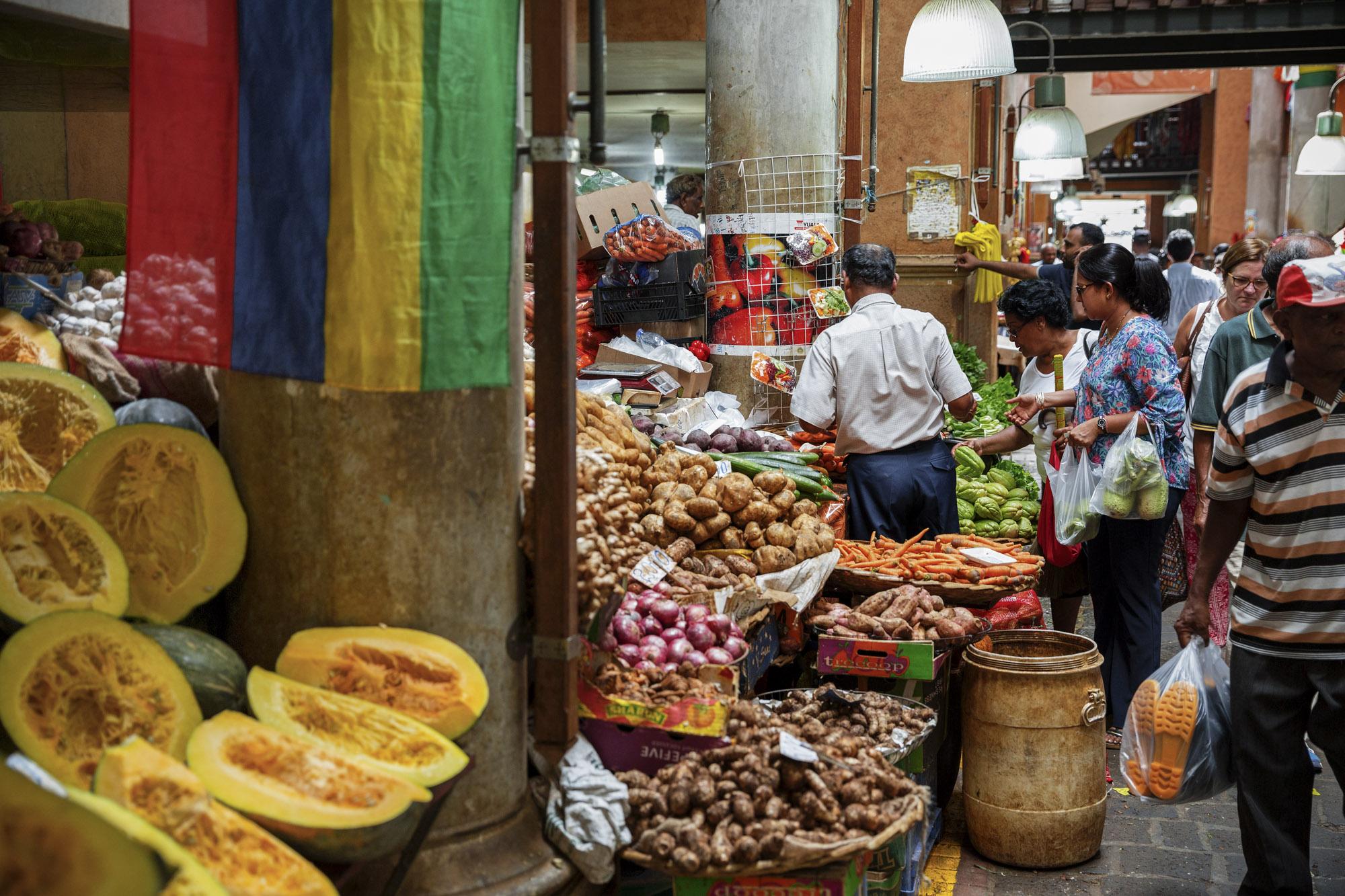 Mauritian Market, Port Louis