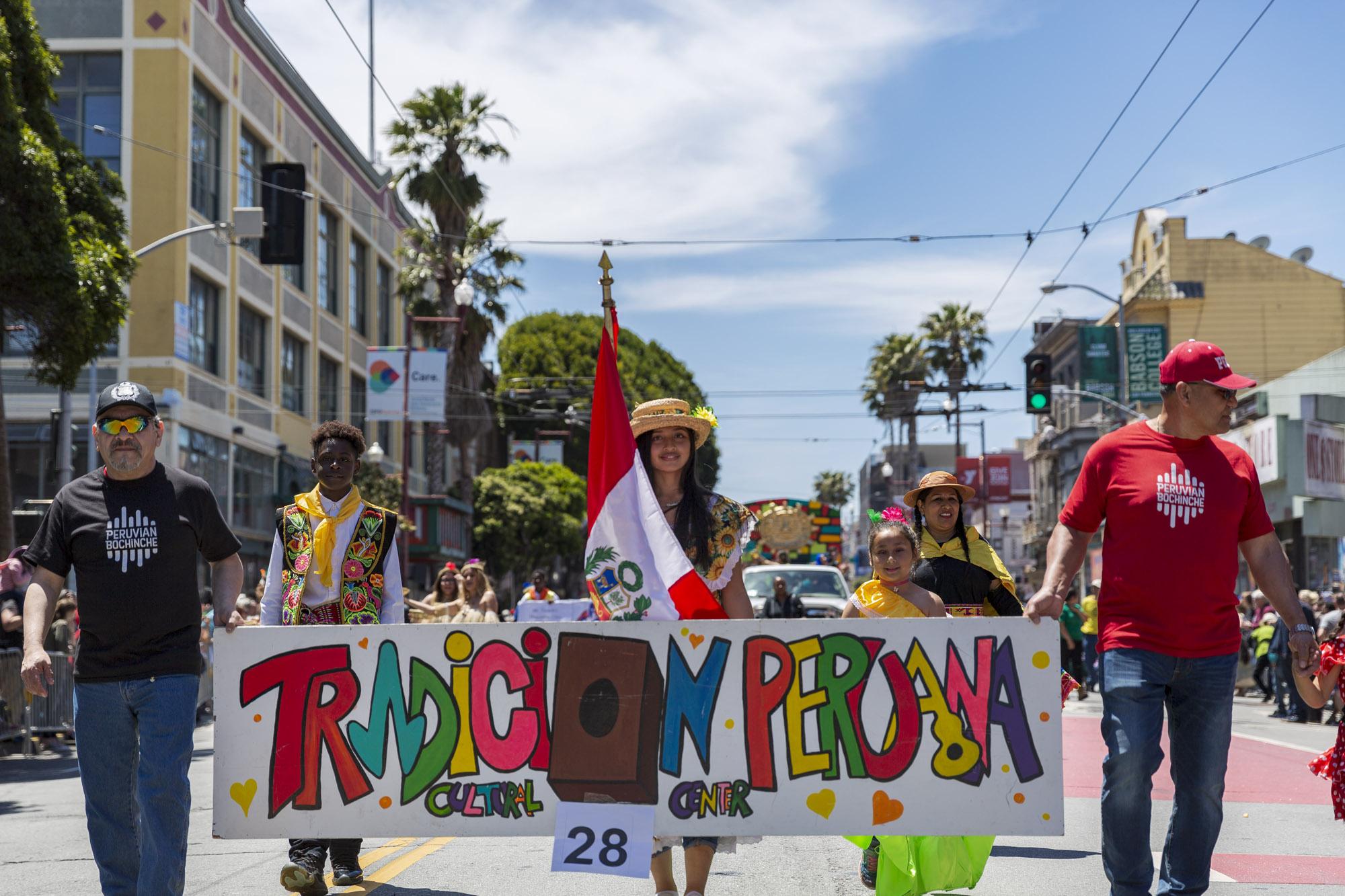Carnival, San Francisco