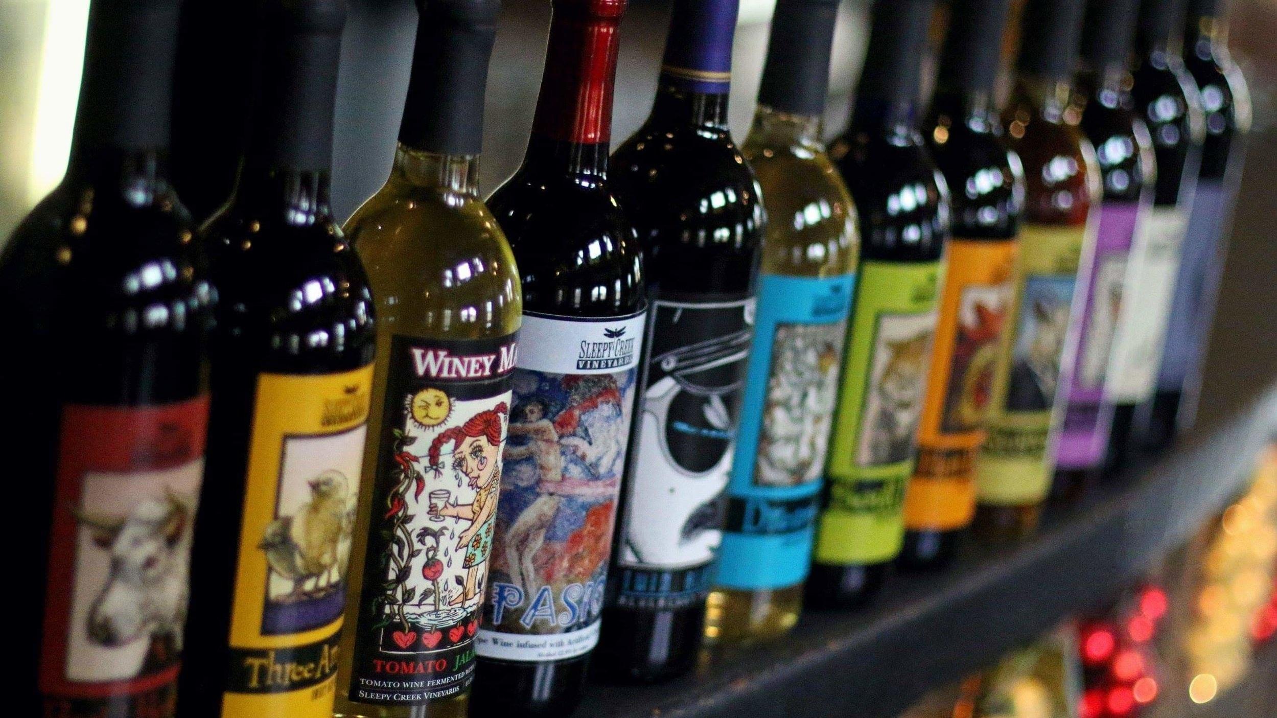 General Info Sleepy Creek Vineyards