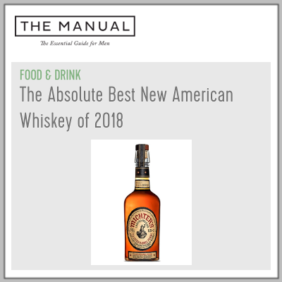 Michters_The Manual_Best New Whiskey.png