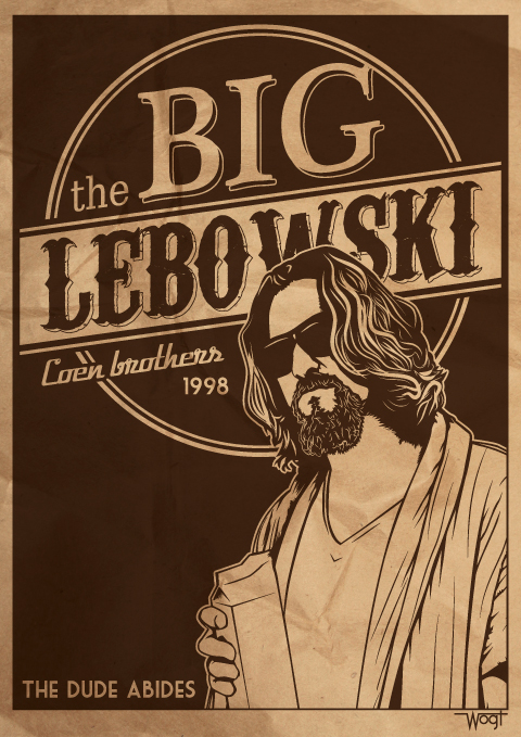 "Written By Doug Zade - You've NEVER seen the Big Lebowski, he said?  You're kidding.I recently sat down with my son to become, apparently, the last guy on the planet to watch The Big Lebowski, the Cohen brothers big hit about….well…bowling?  My son, not always famous for knowing what I will like, warned me that there were a lot of swear words.  It has been said that at the time this movie set the record for the most foul language.  I can see why.  The dialog is peppered with the F bomb so much that it really isn't dropping the F bomb, it is more like carpet bombing.  Once you get past the language it is a pretty clever movie, weird to be sure (it is the Cohen brothers after all) but quite clever and quite hilarious at times.  The movie is very funny and the plot, such as it is, is fun to follow.  Jeff Bridges does a great job as ""The Dude"" and John Goodman, though really foul, is hilarious as the Dude's best friend Walter Sobchak, the over the top Vietnam veteran and sidekick.  There are some great supporting characters with some enjoyable plot twists.I did not enjoy the odd sections of the movie where they decided the plot needed some sexual parts.   It was as if Joel Cohen turned to Ethan Cohen and said, ""Dang it Ethan, we forgot to put in some nudity.  Let's just throw some ineffective sexual situations in to enhance the rating.""  They didn't add to the story and in fact, made it less enjoyable for me.  Frankly they seemed kind of pointless. So, would I recommend this movie to a friend?  It depends on the friend but I would probably not.  Did I enjoy it?  Yup, I have to admit, I did."