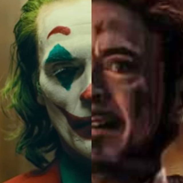 #MCU diehards everywhere are going to cry once again when Robert Downey Jr. receives the #academyawards nomination only to lose to Joaquin Phoenix for a DC character!