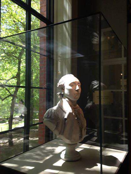 Houdon Bust of Lafayette
