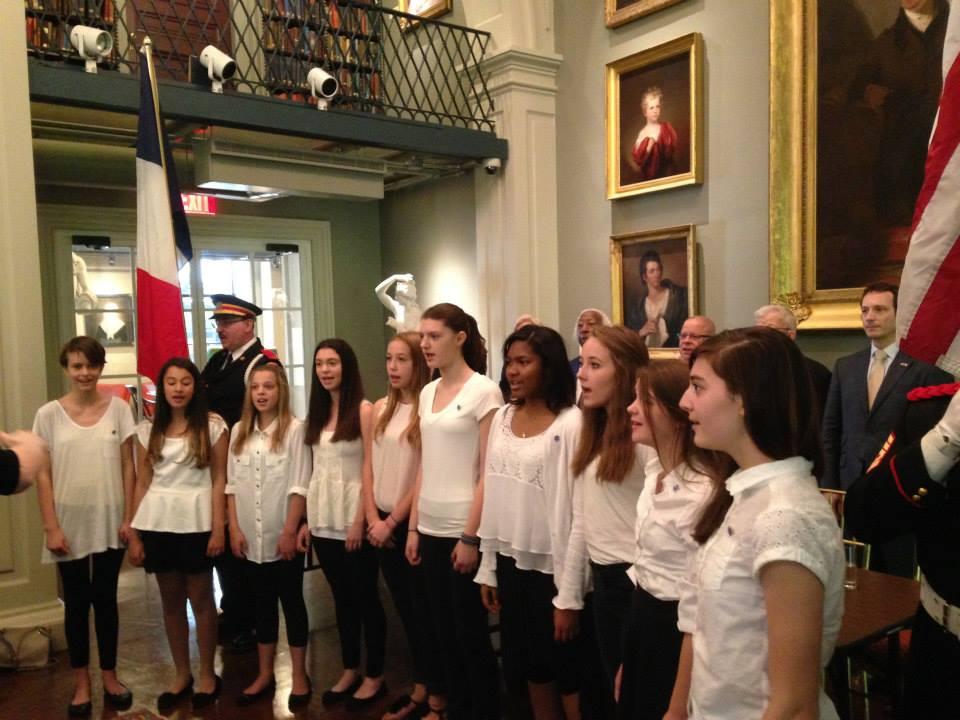 The International School of Boston Chorus