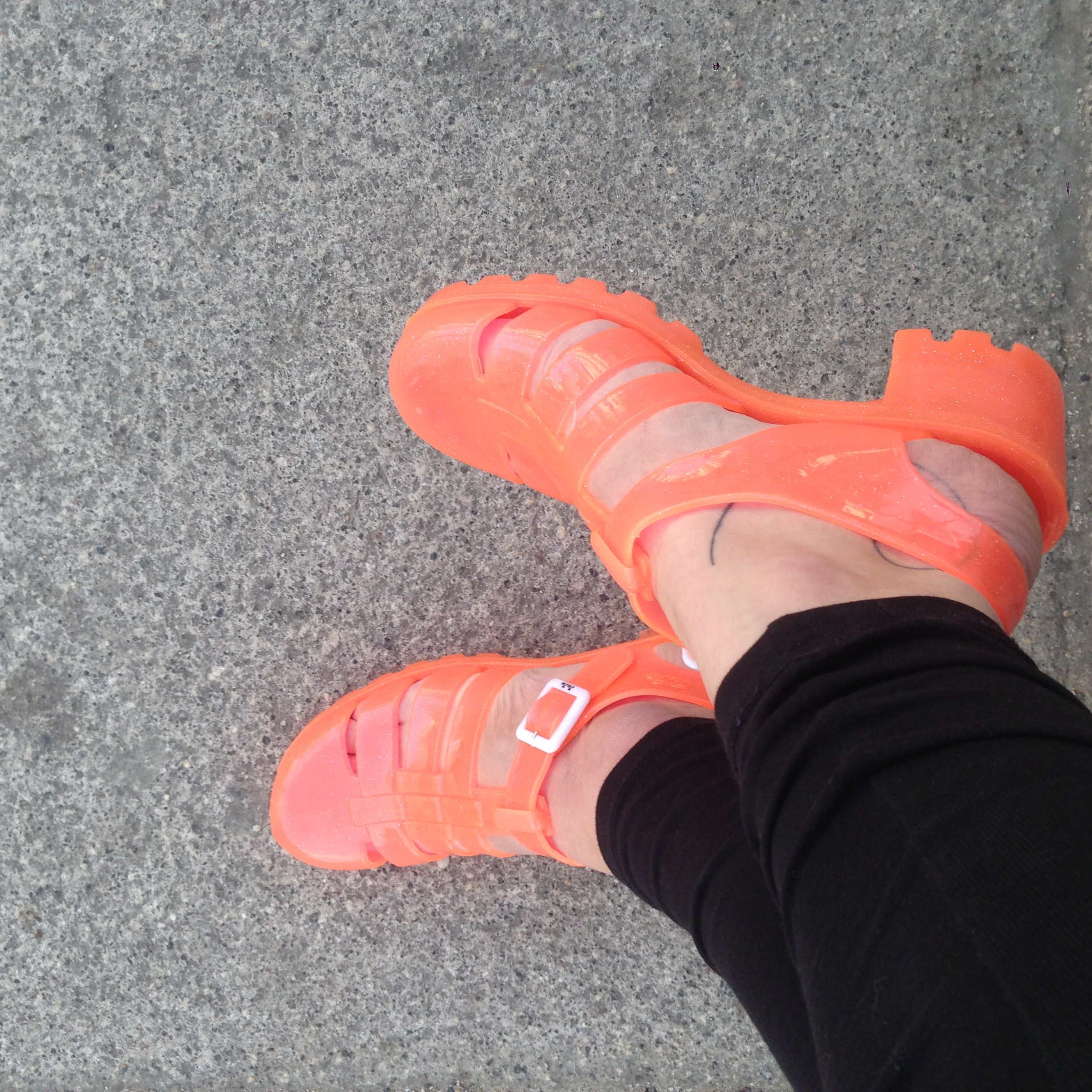 The Jellies I bought, a brand called Juju.
