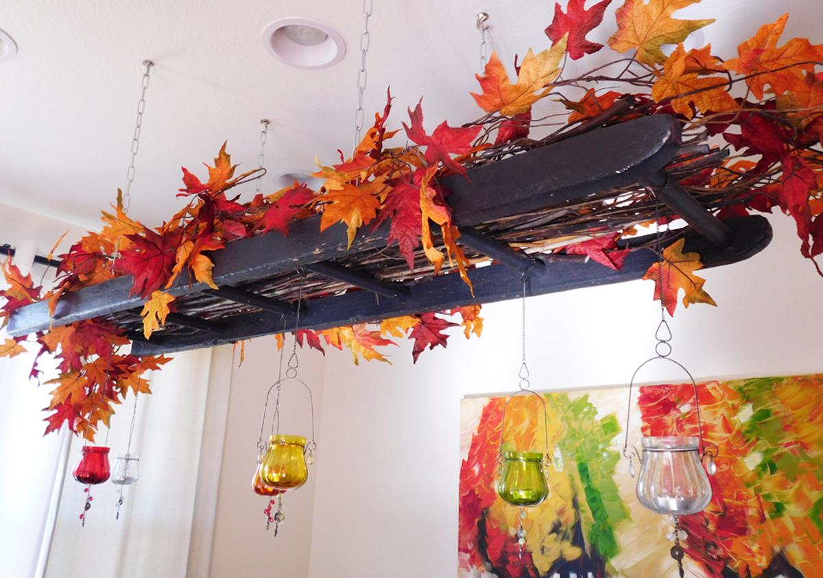 Decorative ladder - $150