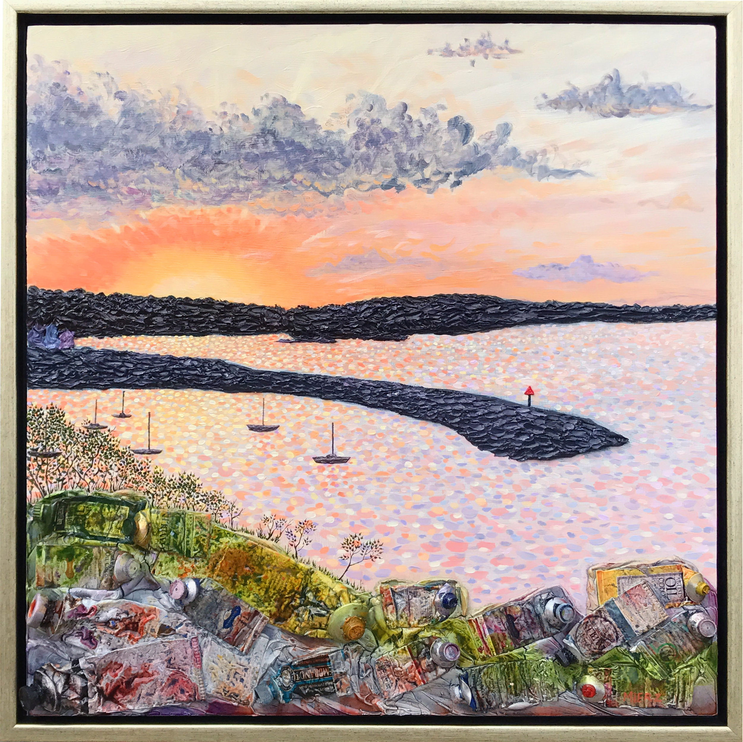 Evening on the Headlands