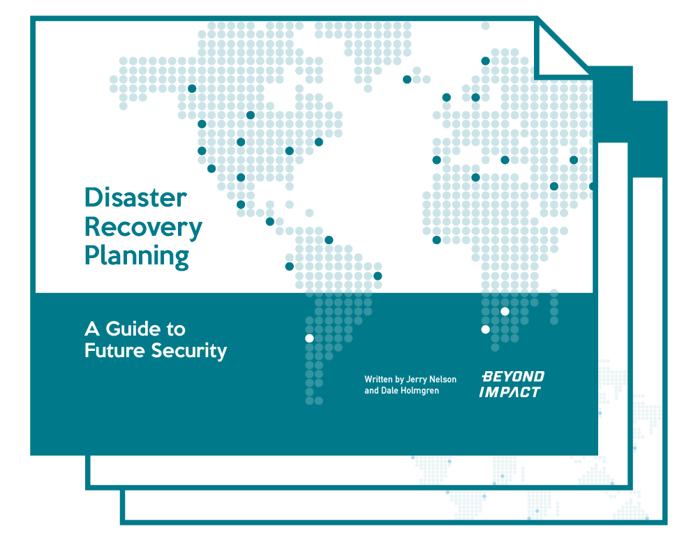 Disaster Recovery Planning Ebook