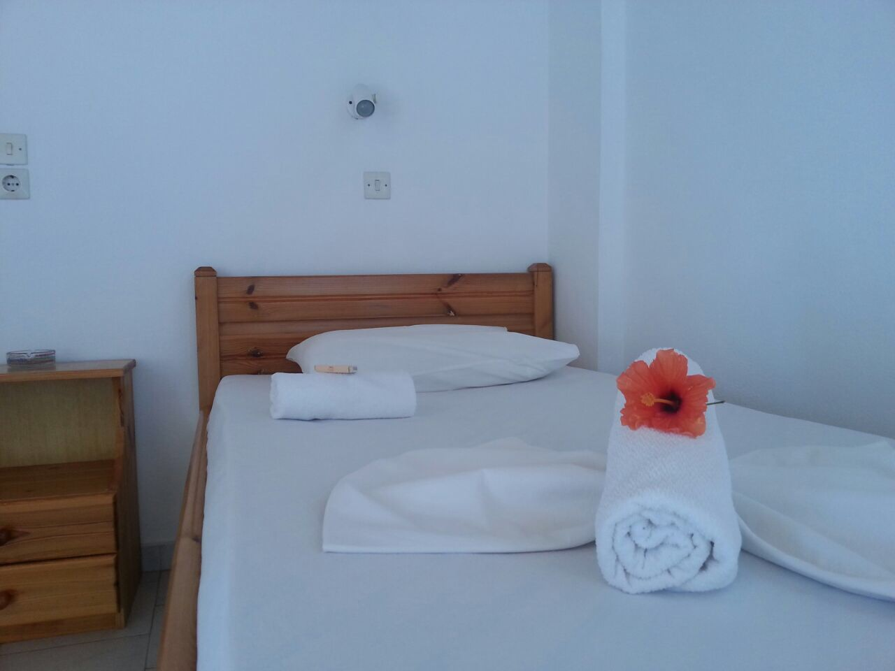 beds prepared to welcome new guests