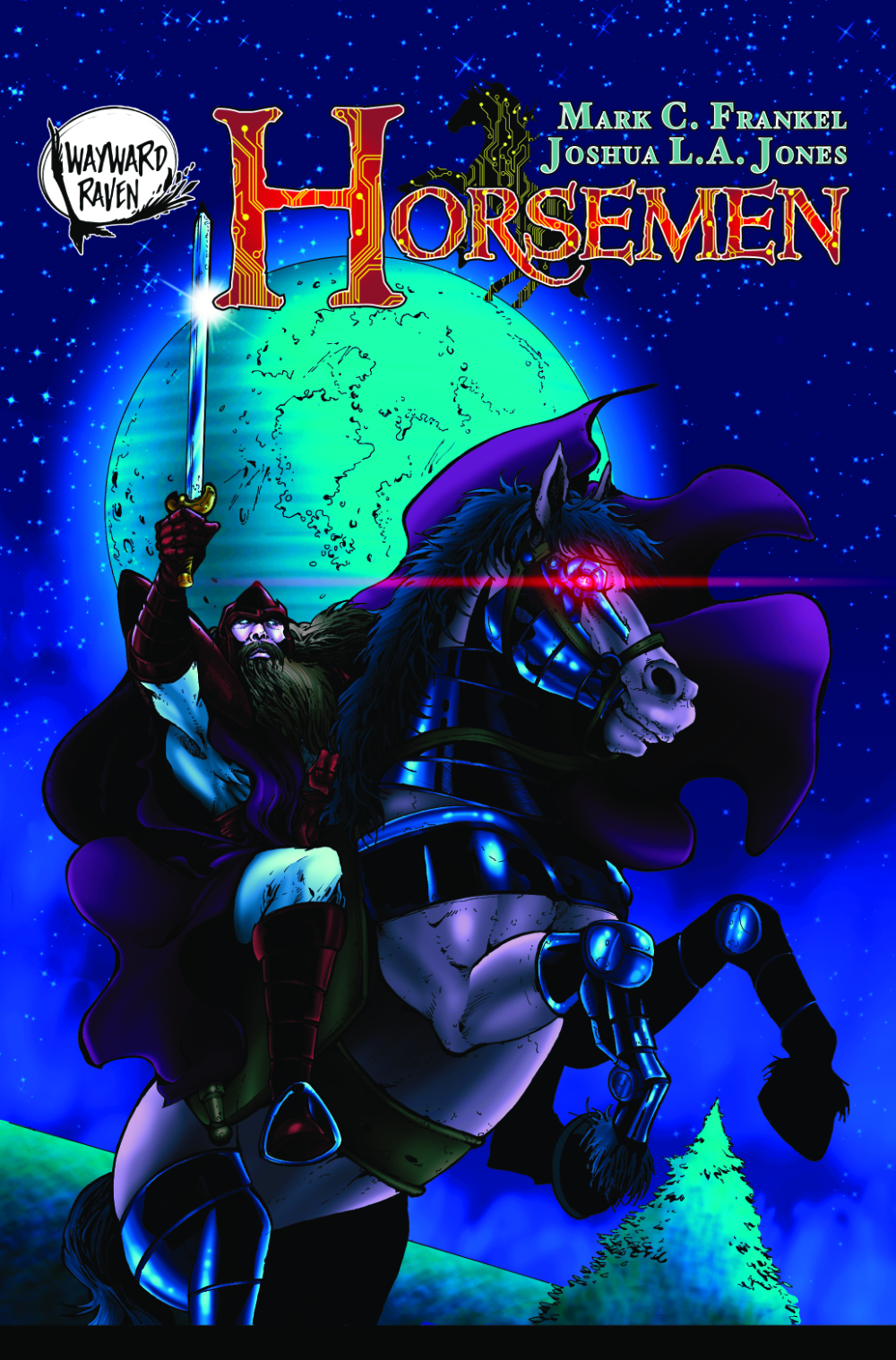 Horsemen - Complete Graphic Novel