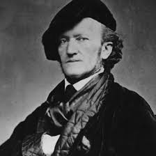 Wagner and his jaunty chapeau.