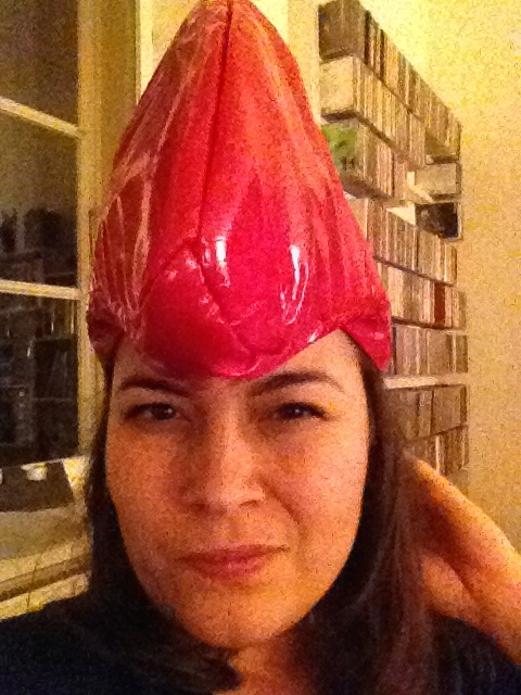 How I entered 2015... (It's a chili, not a... )