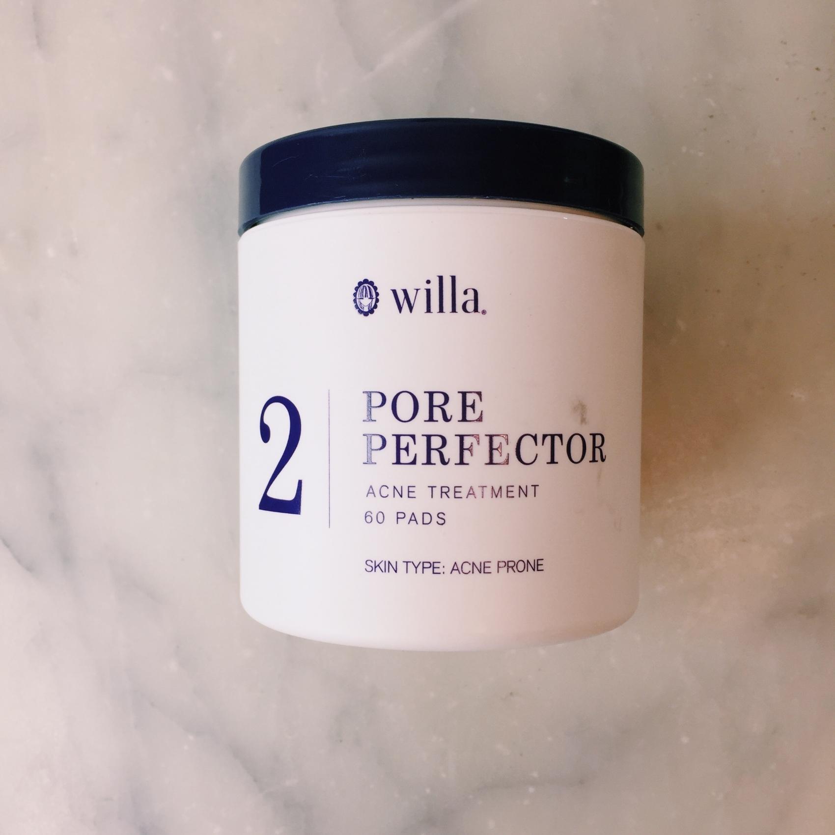 Willa Pore Perfector Pads