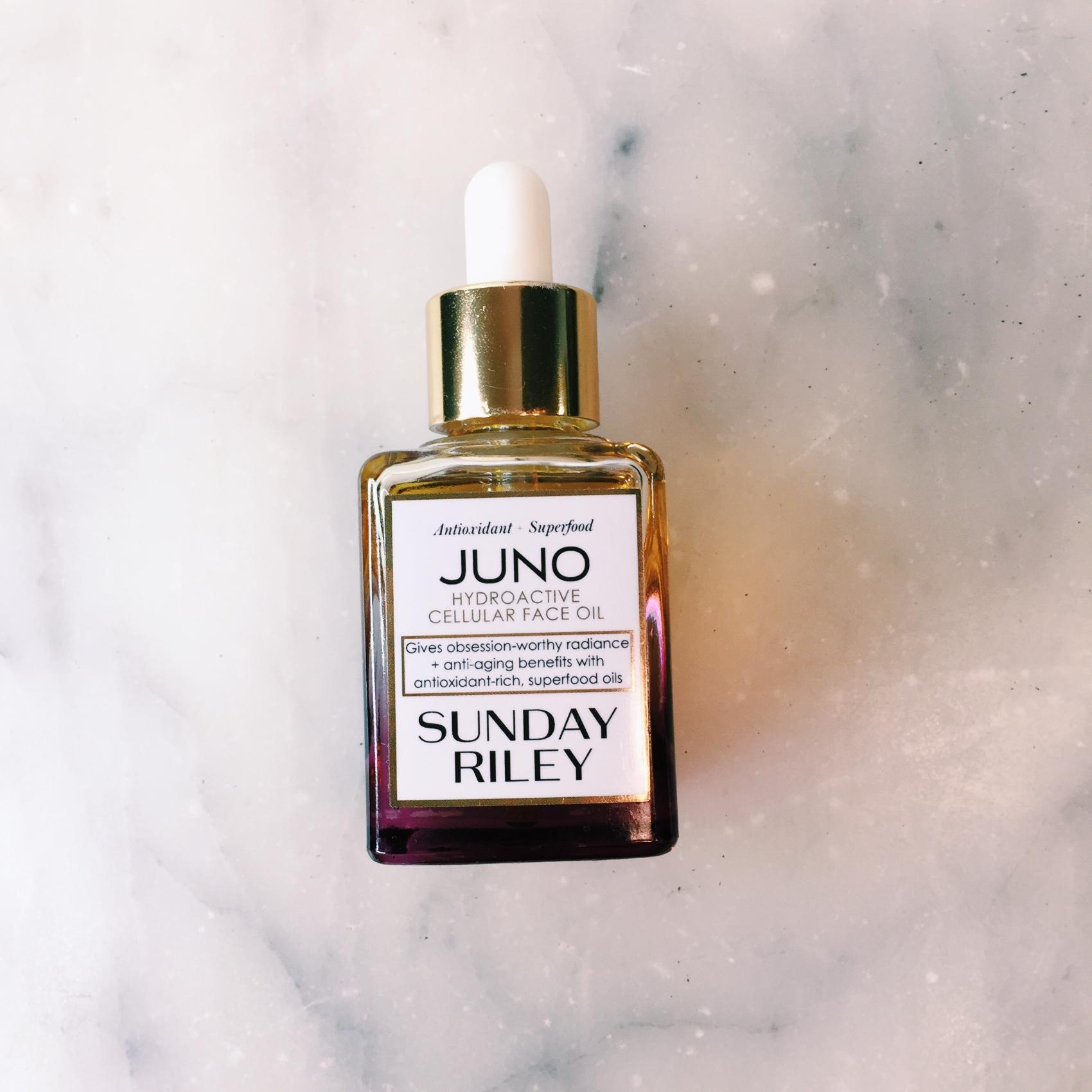 Sunday Riley Juno Cellular Face Oil