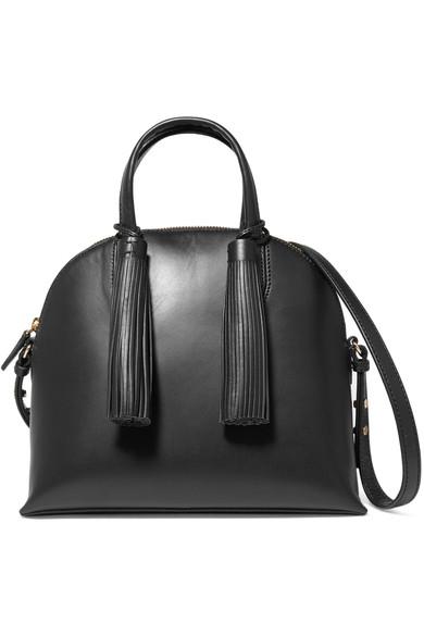 Loeffler Randall Dome leather satchel