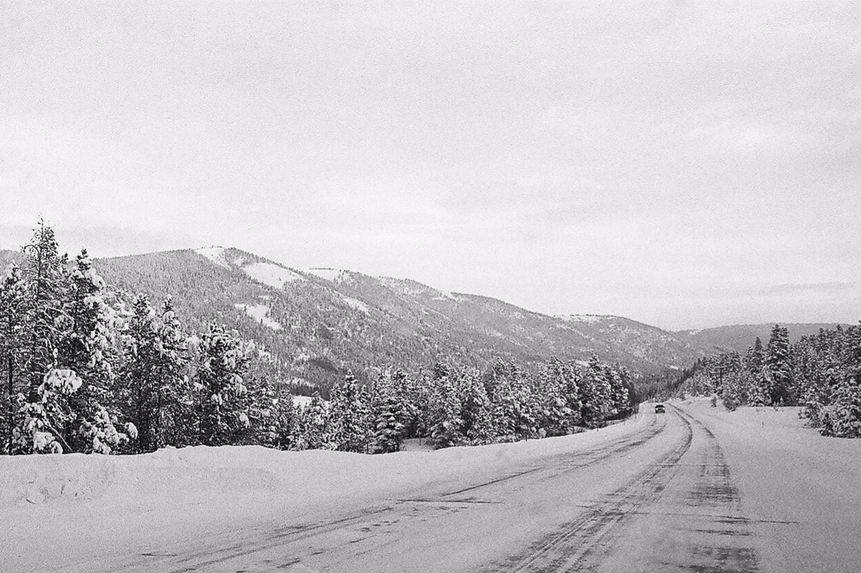 Somewhere near Leadville, Colorado.