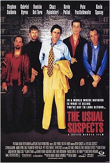 The Usual Suspects Movie Screenplay