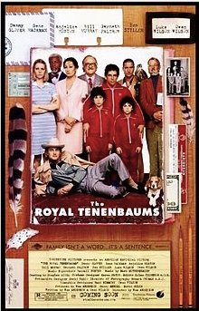 The Royal Tenenbaums Movie Screenplay