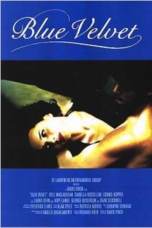Blue Velvet Film Screenplay