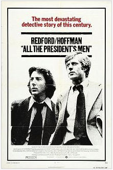 All the President's Men Screenplay by Goldman